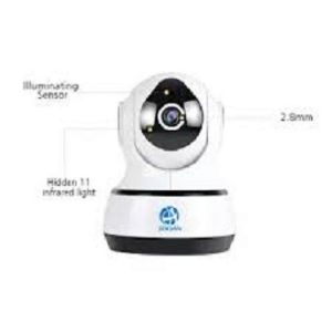 Jooan Brand 360 Degree Ptz Wifi Camera For Home, Office Or Shop (Buyntheway)
