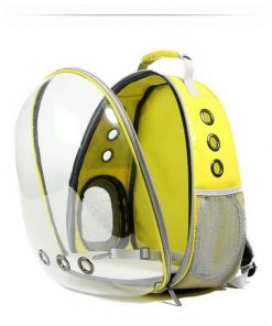 Pet carring bag (Yellow) (Buyontheway)